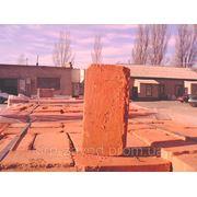 Продам кирпич красный керамический рядовой с доставкой в г.Кривой Рог фото