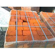Кирпич красный керамический с доставкой в г.Харьков фото