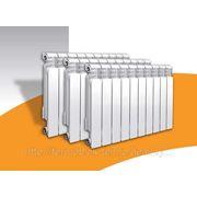 Высококачественные алюминивые радиаторы итальянского концерна Ferroli фото