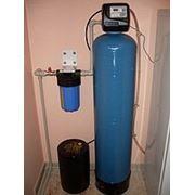 Фильтры обезжелезивания воды для коттеджей, дач, промышленных зданий...Монтаж фото
