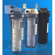 Магистральные фильтры для очистки воды фото