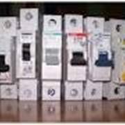 Автоматический выключатель фото