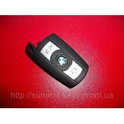BMW smart корпус ключа 3 кнопки фото