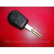 Авто ключ BMW 2 кнопки корпус фото