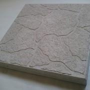 Плитка тротуарная Черепашка, 30х30х3 см фото