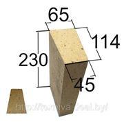 Клин ребровой (односторонний и двухсторонний) ША1 №45 фото