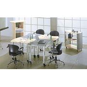 """Столы для учебного пространства """"Квант"""" фото"""