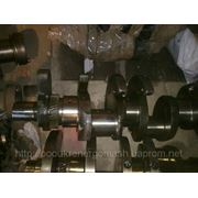 Вал коленчатый ЯМЗ-238 АК (под конус) КНШН фото