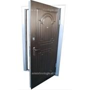 Входные стальные двери MD-3 фото