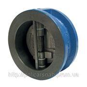 Клапан межфланцевый Ду65 фото