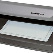 Ультрафиолетовый детектор валют DORS 125 фото