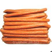 КОЛБАСА «Колбаски гриль» полукопченая, 1 сорт ТУ У 15.1-31806583-004-2002 фото