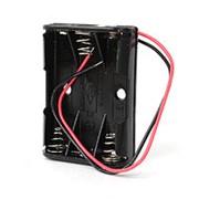 Отсек для элементов питания AAA x3с двумя проводами фото