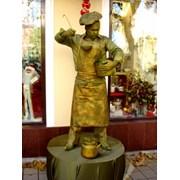 Живые статуи Краснодар фото