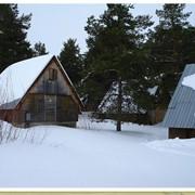 Турбаза зимой фото