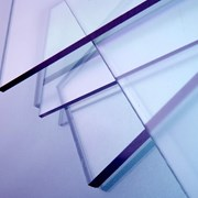 Оргстекло, монолитный поликарбонат прозрачное и цветной. От 2 до 8 мм. Резка в размер, Доставка по всей области. Арт№15 фото