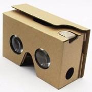 Очки виртуальной реальности Google cardboard фото