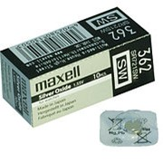 Батарейка Maxell R362 (SR721SW) фото