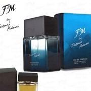 Мужская парфюмированная вода FM 195 аромат Dolce Gabbana The One Men (Дольче Габбана Уан Мен) фото
