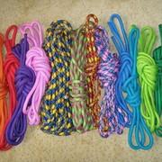 Скакалки для художественной гимнастики фото