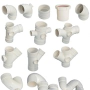 Трубы, трубки, шланги, фитинги из пластмасс фото