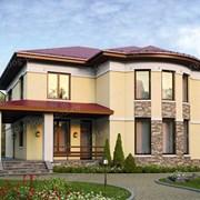 Проект дома до 320 м² фото