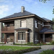Проект дома до 500 м² фото