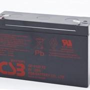 Аккумуляторная батарея CSB GP-6120 6V/12Ah фото