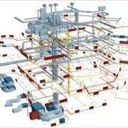 Строительство наружных и внутренних инженерных сетей фото