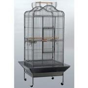 Клетка для птиц BC14; 82х77х156 см фото
