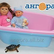 Ванночка детская розовый *5 (Ангора) фото