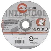 Диск зачистной по металлу 150x6x22.2мм INTERTOOL CT-4023 фото
