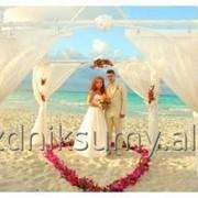 Заказ символической свадебной церемонии за рубежем фото