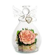 Роза в стекле tm FIORA AnH-Rp 35869 фото