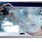 СПА Бассейны для дома Elegance-4 CRYSTAL-deep H-SPA_V46 фото