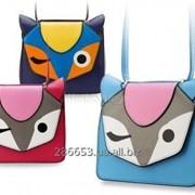 Женская сумка-мессенджер фото