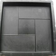 Форма для тротуарной плитки КАЛИФОРНИЯ фото