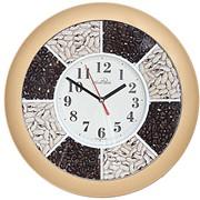 Часы настенные с декоративным наполнением фото