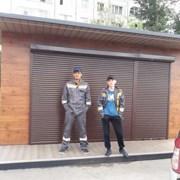Ворота в Астане фото