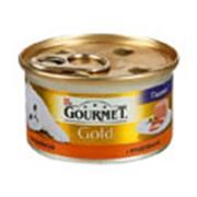 Корм для котов Gourmet Gold паштет с индейкой фото