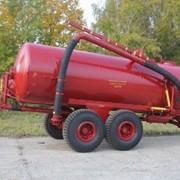 Машина для внесения жидких органических удобрений МЖТ-Ф-6 фото