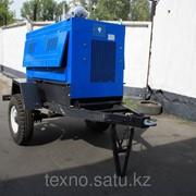 Сварочные дизельные агрегаты (САГ) в Алматы фото