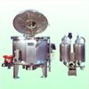Grandis АТС - центрифуга для крашения чулочно-носочных и бельевых изделий фото