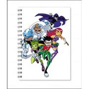 "Тетрадь ""Юные Титаны Вперёд, Teen Titans Go"" №1 фото"