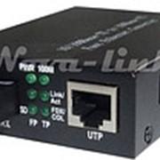 Конвертер 1000 - SM 1.31/1.55 20км SC 5В/1.2A NSGate NFG-W02L/A фото