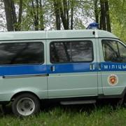 Автомобиль специальный для перевозки заключенных фото
