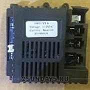 Контроллер 12V 2.4G DR01 V2.6 4WD 2pin для электромобиля фото