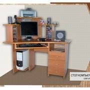 Компьютерный стол №9 фото