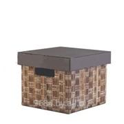 Корзины для белья, коробочки для хранения фото