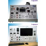 Стенды учебно-лабораторные, Лабораторный стенд Частотно регулируемый электропривод ЭЧР-01-СКИ фото